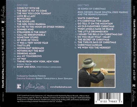 Nothing But The Best Frank Sinatra Index Of 03 Downloads Covers Cd Audio Artiest F F Frank