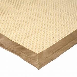 descente de lit tapis de chambre pas cher monbeautapiscom With tapis en bambou pas cher