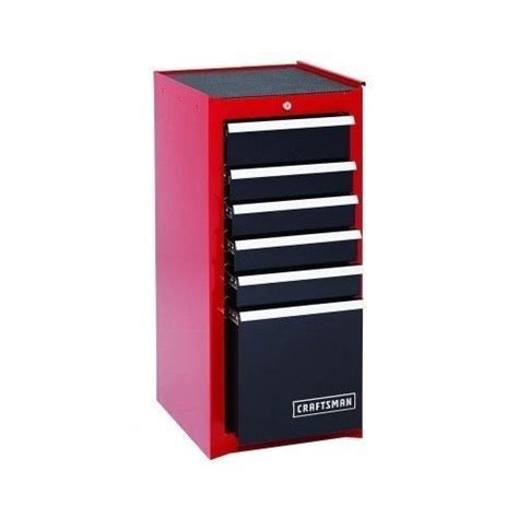 craftsman side cabinet tool box this is such a cool addition to craftsman tool box