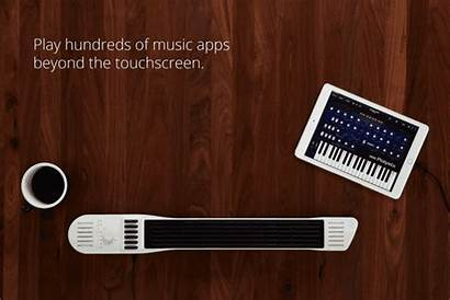 Artiphon Instrument Phone Musical Into Turn Any