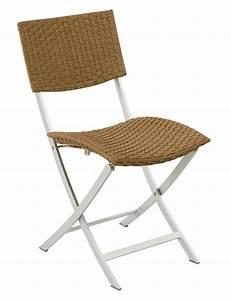 Chaise Salon De Jardin Pas Cher : chaise de jardin pas cher uprod ~ Teatrodelosmanantiales.com Idées de Décoration