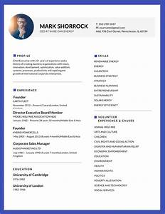 best resume template best template idea With editable resume template
