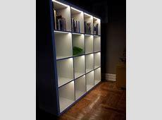 Light up the KALLAX! IKEA Hackers