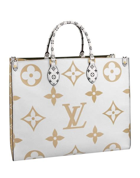 louis vuitton geant bag collection  springsummer