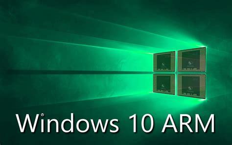 Windows 10 Arm Bekommen Die Hersteller Jetzt Schon Kalte