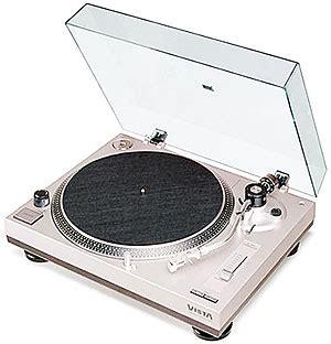 Vieta VH-TT500 Belt Drive Turntable Manual   Vinyl Engine