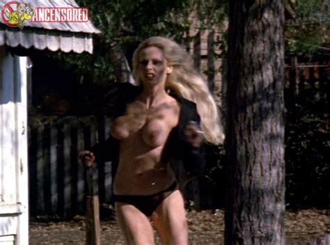 Naked Annik Borel In Truck Turner