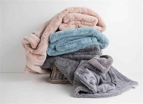 5 Impossibly Soft Blankets To Curl Up In