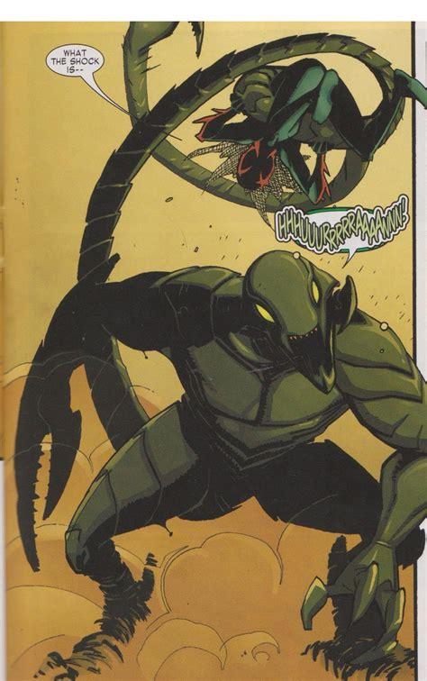 maximum sumii spideys  scorpion