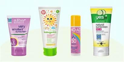 Sunscreen Safe Lotion Spray Sunscreens