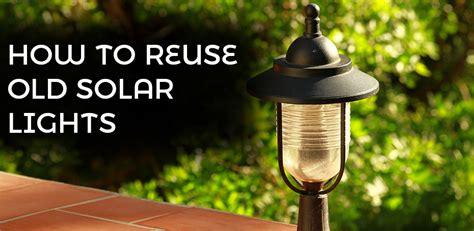 How To Reuse Old  Ee  Solar Ee    Ee  Lights Ee   Ledwatcher