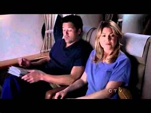 "Grey's Anatomy 8x23 ""Plane Crash - Ending Scene"" - YouTube"