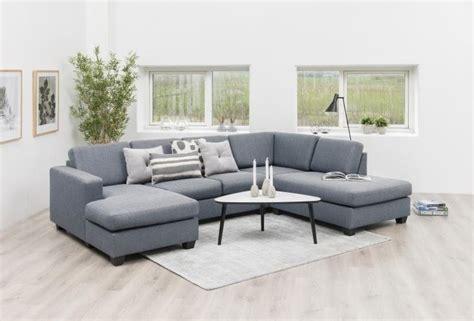 canapé 4 places pas cher wyoming canapé d 39 angle fixe à droite 4 places pas cher