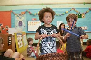 The role of early childhood education programmes in the ...