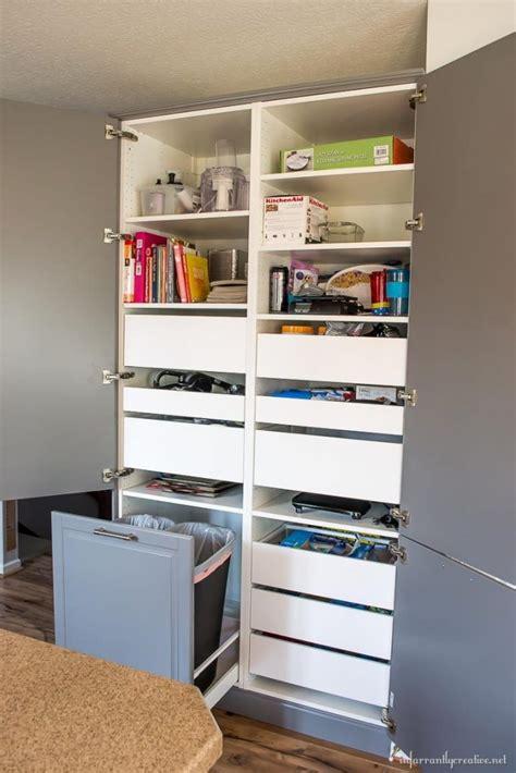 assemble  ikea sektion pantry infarrantly creative