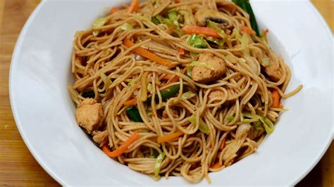 chicken noodles chicken noodles chicken chow mein recipe chinese noodles chicken recipes youtube
