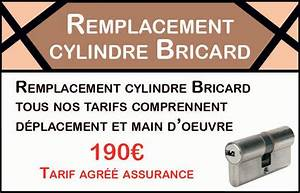reparation et remplacement serrure bricard montesson With serrurier montesson