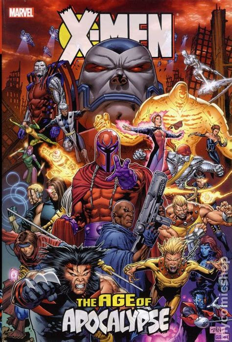 comics without marvel age novels part year apocalypse writers multiple artists