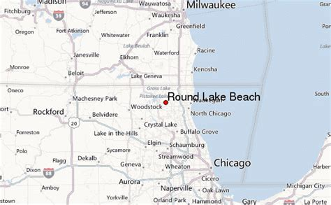 Round Lake Beach Location Guide