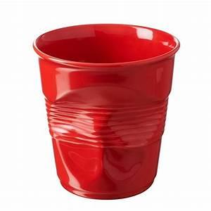 Pot A Ustensile : pot ustensiles 1l froiss s rouge revol pots ustensiles organisation de la cuisine ~ Teatrodelosmanantiales.com Idées de Décoration