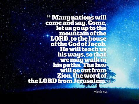 prophet micah images  pinterest scriptures