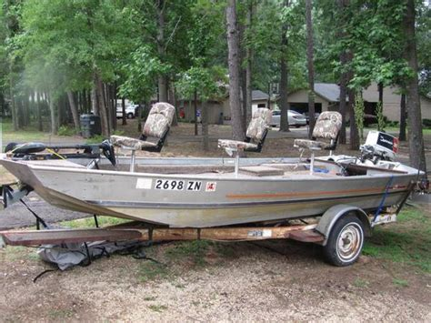 Boats For Sale In Pittsburg Tx by Bass Tracker Aluminum Boats For Sale