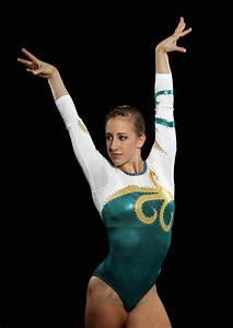 Ashleigh Brennan - Ashleigh Brennan Photos - Australian Gymnastics Portrait Session