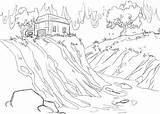 Flood Flash Coloring Pages Sketch Wud Lynxgriffin Deviantart Template sketch template