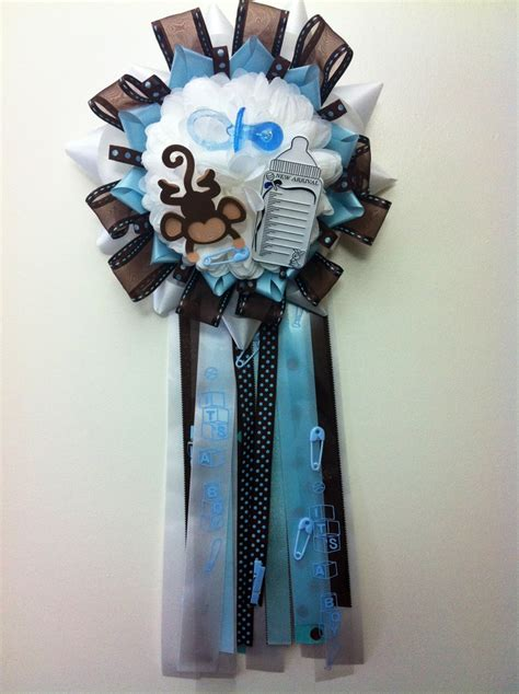 Baby Shower Mums For by Monkey Baby Shower Baby Shower Ideas
