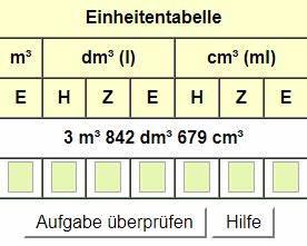 Kubikmeter Berechnen Liter : volumen raummasse erkl rungen und bungen mit l sungen ~ Eleganceandgraceweddings.com Haus und Dekorationen