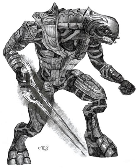 Arbiter From Halo 2 By ~kamino185 On Deviantart Gaming
