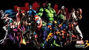 Marvel, Screensavers, And, Wallpaper