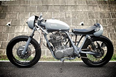 Top 10 Yamaha Sr400 Cafe Racers Of The Last Years