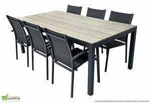Table De Jardin Magasin Leclerc : table de jardin plastique leclerc ~ Melissatoandfro.com Idées de Décoration