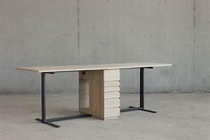 Double Bureau Le Suisse Par Giulio Parini Blog Esprit Design