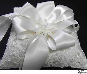 ring bearer pillow lace wedding ring pillow alencon lace With pillows for wedding rings