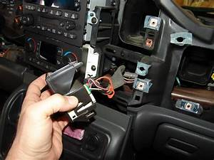 2004 Chevrolet Silverado  Dash Cover Removal