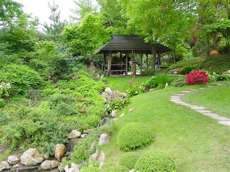 japanese garden japan garden flowers