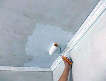 peindre un plafond facilement comment peindre un plafond en pl 226 tre