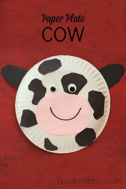 cow craft on pig crafts chicken crafts and 749 | f5e39acbfc4c6e3f19feed24033b9e69