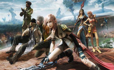 lightning final fantasy hd wallpapers backgrounds