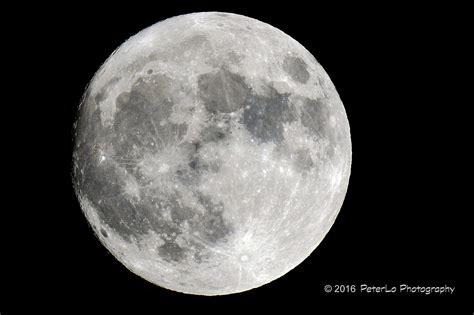 full moon  toronto canada