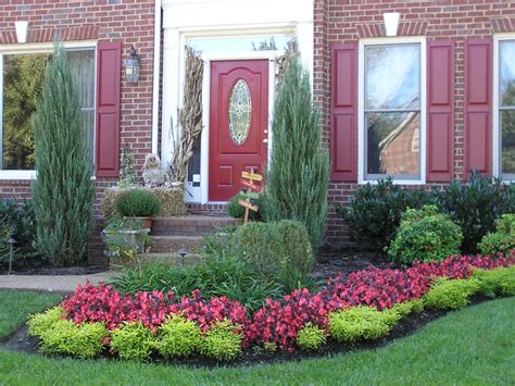 Polk Place Curb Appeal Home Of The Month
