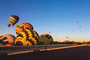 Hot Air Ballooning Over Teotihuacán - Ashley Abroad