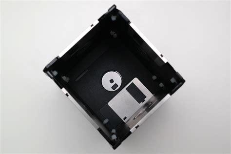 3 5 zoll diskette floppy 3 5 zoll disketten stifthalter schwarz silber floppy