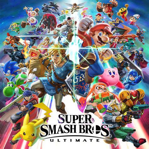 Super Smash Bros Ultimate Nintendo Switch Games