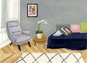 Mlanie Voituriez Art Illustration I Cabinet De Sophrologie