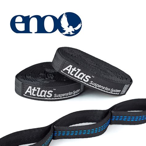 Atlas Hammock Straps by Eno Eagles Nest Outfitters Atlas Hammock Straps