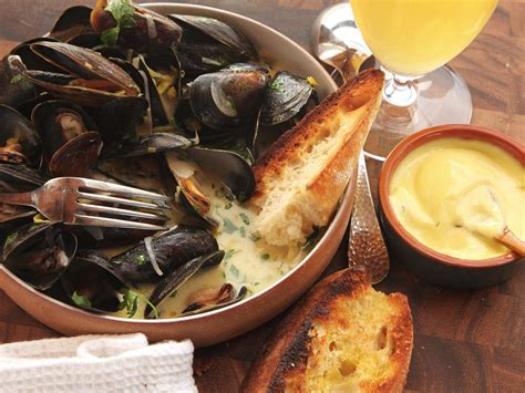 cook cuisine the best moules marinières sailor style mussels recipe