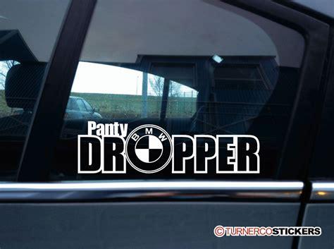 Funny Car Sticker ,panty Dropper , V2 Decal Vinyl Sticker